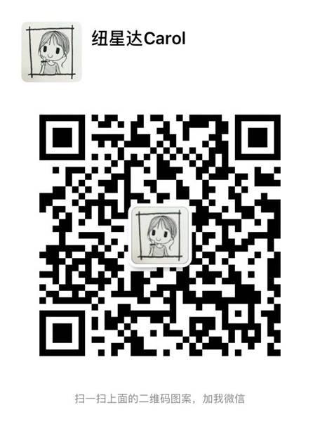 Carol QR code