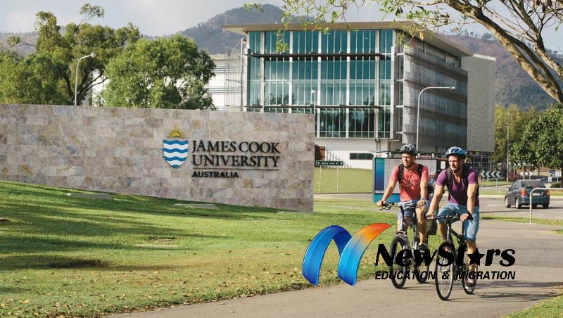 詹姆斯库克大学(JCU)